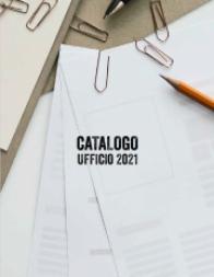 CATALOGO UFFICIO 2021
