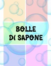 BOLLE SAPONE