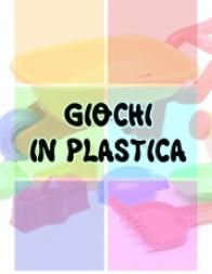 GIOCHI PLASTICA