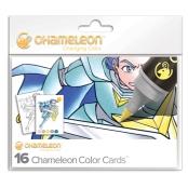 CHAMELEON COLOR CARDS    MANGA CC0109