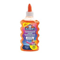 ELMER'S GLITTER 177ML ARANCIO SLIME