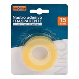 NASTRO AD. 15X33 BLISTERATO