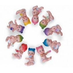 BEBE COQUITO 10CM IN     DISPLAY 16PZ