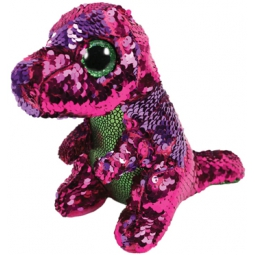 PELUCHE FLIPPABLES 15CM  SEQUIN STOMPY